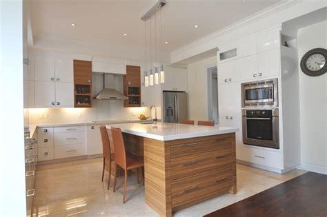 Zebrano High Gloss   Modern   Kitchen   toronto   by