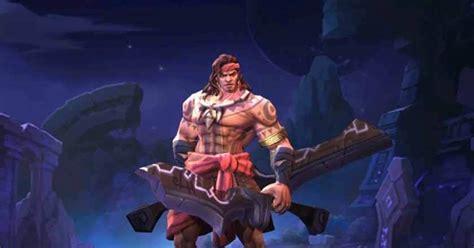 Mobile Legends New Hero Lapu Lapu