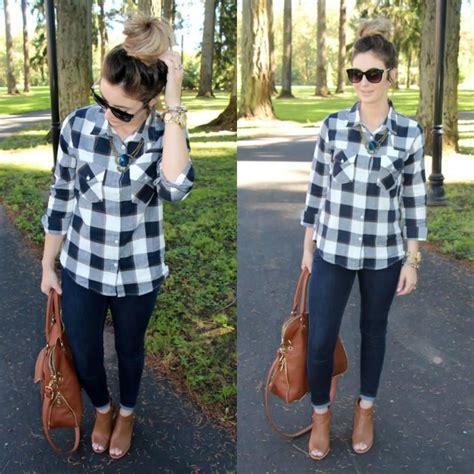 Outfits con camisa a cuadros | Camisas Cuadro y Blusas