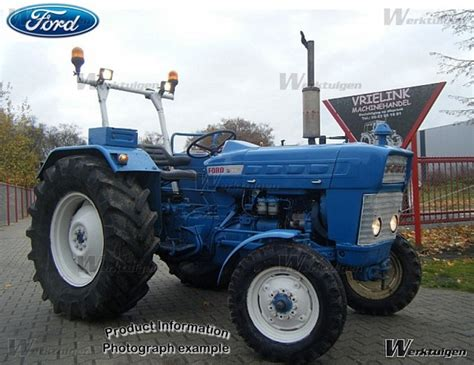 ford  dexta ford machinery specifications