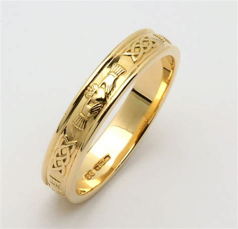 gold womens wedding band 39 s gold wedding rings cherry