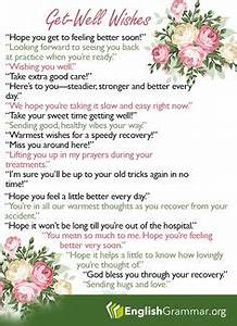 Get Well Soon Messages And Get Well Soon Quotes My