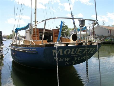 Sailboat Under 10k by 1961 Rhodes Swiftsure 33 Sailboat Used Rhodes Swiftsure