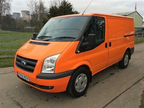 Ford Transit Awd by Ford Transit T330 140 Bhp Awd 4x4 In Goole East