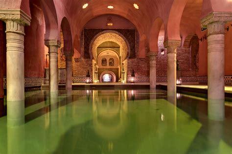 Baños árabes En Granada  Hammam Al Andalus