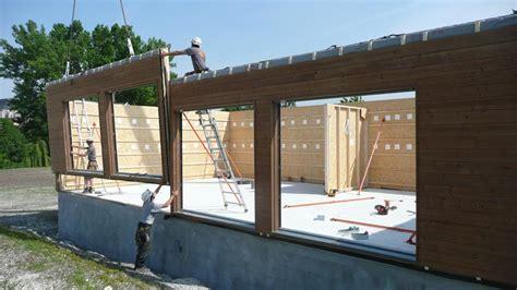 construction bois ecologique mzaol