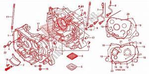 Crankcase Oil Pump For Honda Fourtrax 500 Foreman 4x4 2011