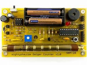 Geiger Counter Kit - Radiation Sensor ID: 483 - $99.95 ...