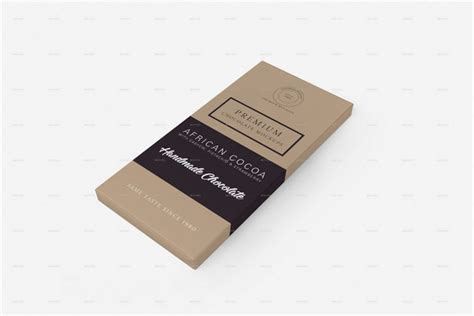 So download this free chocolate candy bar mockup and showcase your design in more efficient and impressive way. 20+ Best Chocolate Packaging Mockup PSD Templates - webrfree