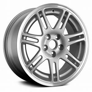"Replace® - Ford Mustang 2003-2004 17"" Remanufactured 7 Double Spokes Factory Alloy Wheel"