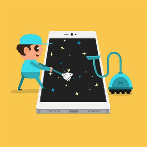 how to clean from android cleaning your android smartphone jumbleboo