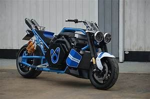 Custom Motorcycle with a Twin-Turbo BMW V8 Update 2 ...