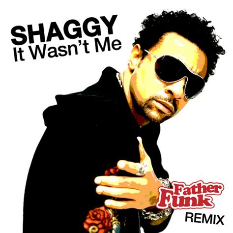 shaggy  wasnt  father funk remix