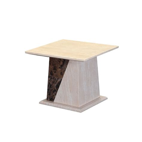 kati marble effect end table in 21930 furniture in