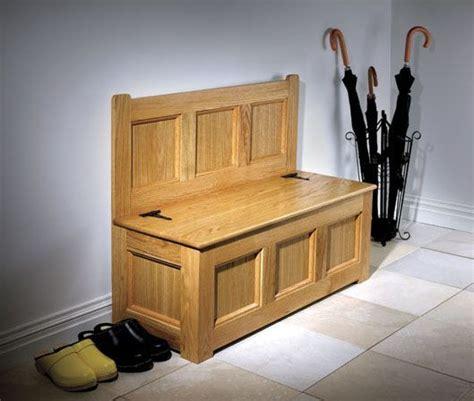 build   foyer bench storage bench plans foyer
