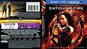 The Hunger Games Catching Fire (2013) Dvd Cover   www ...