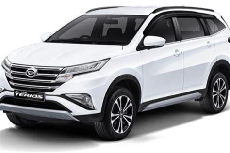 Daihatsu Terios by Daihatsu Terios 2018 Present Trapo Indonesia
