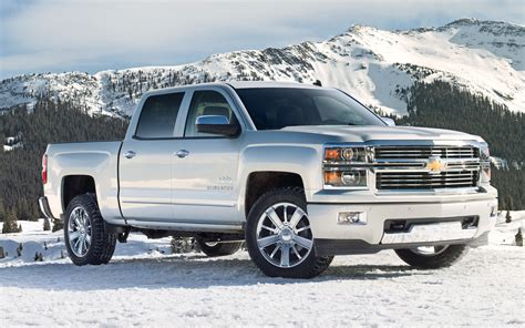 chevrolet silverado high country   motor trend