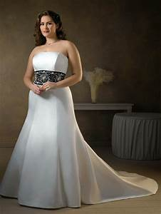 used wedding gown get high quality plus size dress with With wedding dresses for plus size brides cheap