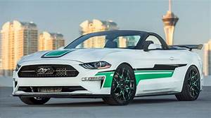 2018 MAD Industries Ford Mustang Convertible 4K Wallpaper