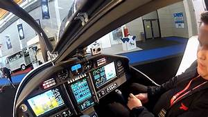 Pipistrel Panthera Internal Cockpit And Instruments