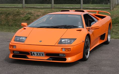 lamborghini diablo   speed
