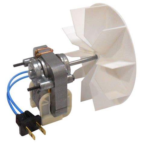 bath exhaust fan motor broan nutone bath ventilator motor blower wheel