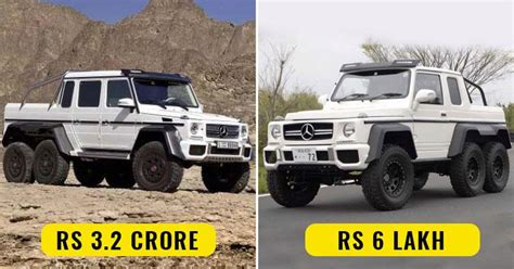 Contact us for more details and your personal offer. Students Make Rs 3.2 Crore Mercedes G 63 AMG 6x6 Clone For The Price Of A Small Hatchback ...