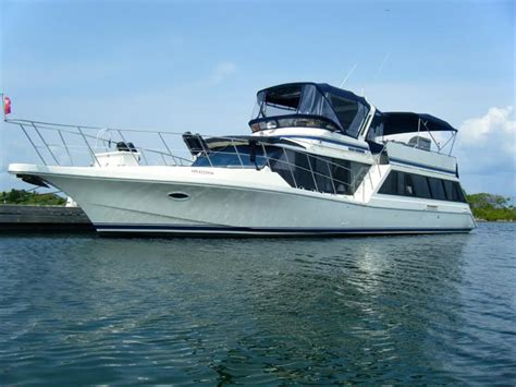 Bluewater Boats Inc by 60 Bluewater Yachts Motoryacht 1988 100734542