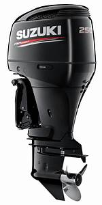 Df250 High Performance 250hp Outboard