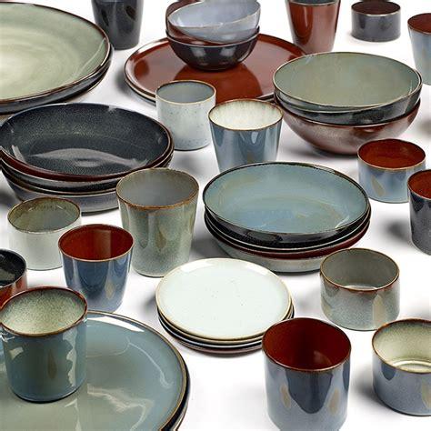 Geschirr Keramik by Serax Teller Geschirr