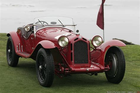 1931 Alfa Romeo 8c 2300 Monza Gallery