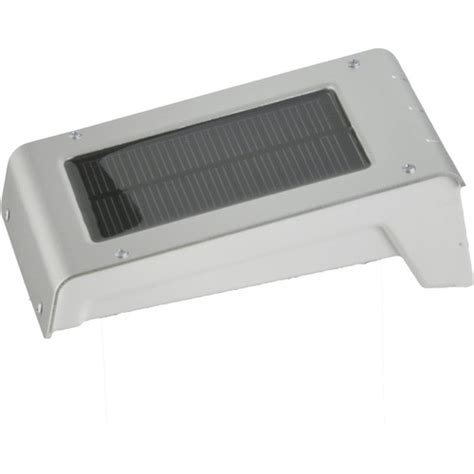 wireless solar motion sensor led outdoor weatherproof