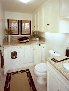 Small bathroom designs with washing machine white bedroom for Bathroom ideas with washer and dryer