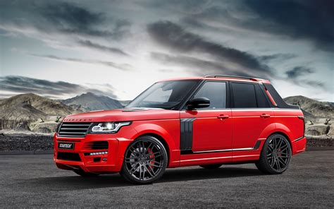 2015 Startech Range Rover Pickup Wallpaper