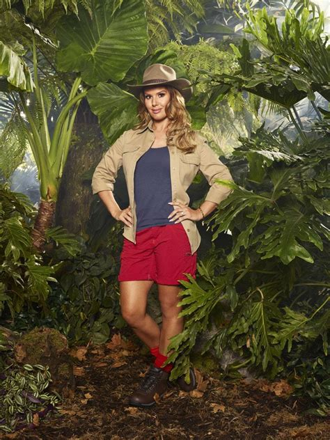 I'm A Celeb's Rebekah Vardy shares plans for breast ...