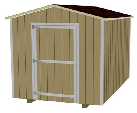 8x16 Shed Material List by How To Build A Shed Free Cheap Shed Plans
