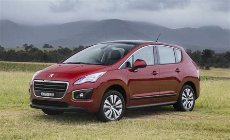 peugeot 3008 price 2015 peugeot 3008 pricing and specifications photos 1 of 8