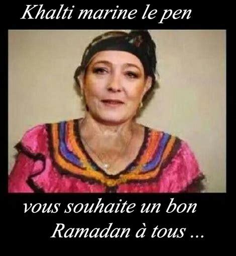 femme actuelle fr cuisine tata marine le pen te souhaite un bon ramadan 2016 humour