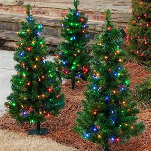 28 best outdoor walkway christmas trees outdoor With outdoor christmas lights for walkway
