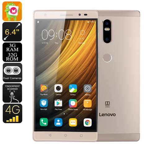 smartphone android 6 wholesale lenovo phab 2 plus android smartphone from china