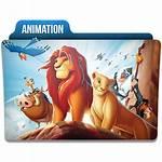 Folder Icon Animation Icons Cartoon Genres Tv