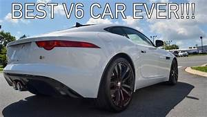 2016 Jaguar F-type V6 S 6-speed Manual Review