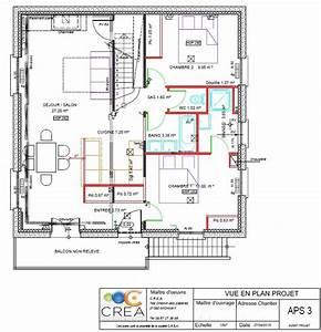 attrayant plan electrique d une maison 1 renovation With plan electrique d une maison