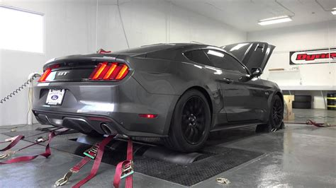 Ford Mustang 2016 Horsepower by 726 Horsepower 2016 Mustang Gt Supercharged On The Dyno