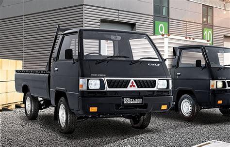 harga mobil pick up mitsubishi t120ss dan l300 mitsubishi tangerang