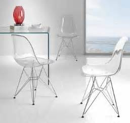 105 best images about fauteuils chaises design ou With salle À manger contemporaine avec chaise plastique transparent conforama