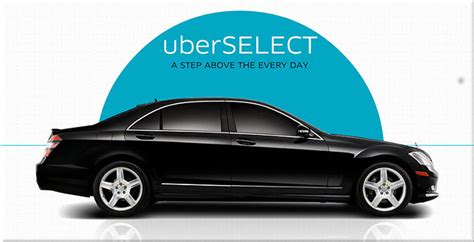Uberselect Launches In Calgary, Along With New 'green