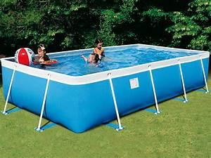 Piscine Pas Cher Tubulaire : piscine autoportante pas cher piscine autoportante pas ~ Dailycaller-alerts.com Idées de Décoration