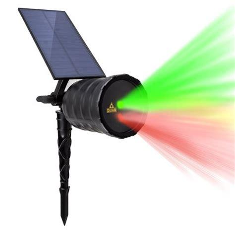 solar laser christmas lights imaxplus portable wireless solar charging laser light